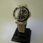 Rolex Gents two Tone GMT Master