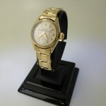 Rolex Ladies 18 Carat Yellow Gold none Date