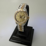 Rolex Ladies Two Tone Date Just