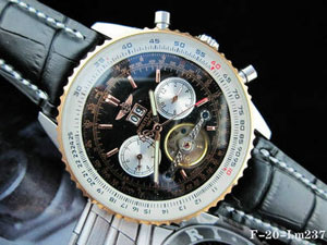 Stylish breitling watch