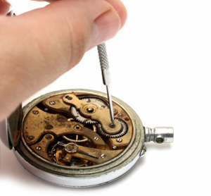 Repairing Cartier watch